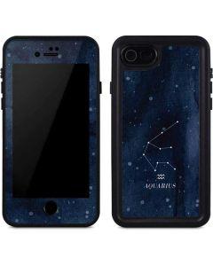 Aquarius Constellation iPhone SE Waterproof Case