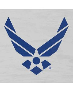 U.S. Air Force Logo Grey Generic Laptop Skin