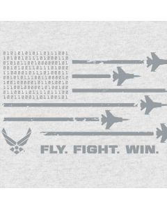 U.S. Air Force Fly Fight Win Generic Laptop Skin