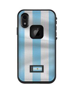 Argentina Soccer Flag LifeProof Fre iPhone Skin
