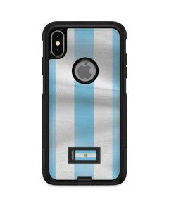 Argentina Soccer Flag Otterbox Commuter iPhone Skin