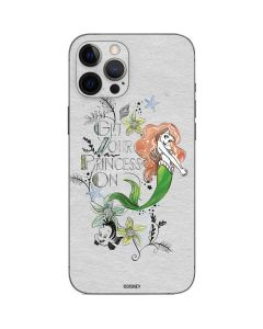 Ariel and Flounder iPhone 12 Pro Max Skin