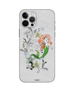Ariel and Flounder iPhone 12 Pro Skin