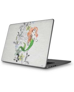 Ariel and Flounder Apple MacBook Pro 17-inch Skin