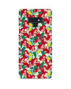 Ariel and Flounder Pattern Galaxy Note 9 Lite Case