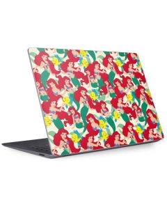 Ariel and Flounder Pattern Surface Laptop 3 13.5in Skin