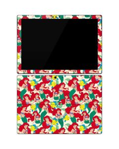 Ariel and Flounder Pattern Surface Pro 7 Skin