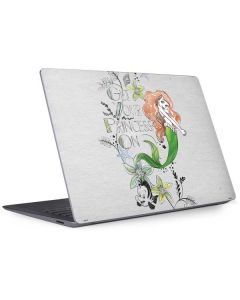 Ariel and Flounder Surface Laptop 3 13.5in Skin