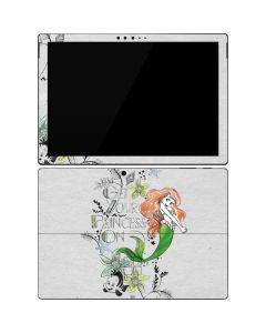Ariel and Flounder Surface Pro 7 Skin