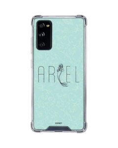 Ariel Daydreamer Galaxy S20 FE Clear Case