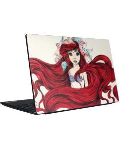 Ariel Illustration Dell Vostro Skin