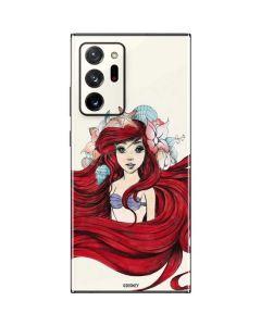 Ariel Illustration Galaxy Note20 Ultra 5G Skin
