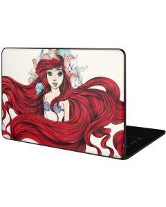 Ariel Illustration Google Pixelbook Go Skin