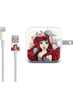 Ariel Illustration iPad Charger (10W USB) Skin