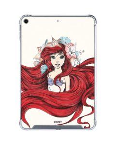Ariel Illustration iPad Mini 5 (2019) Clear Case