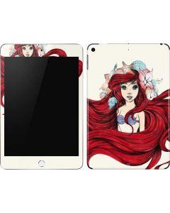 Ariel Illustration Apple iPad Mini Skin