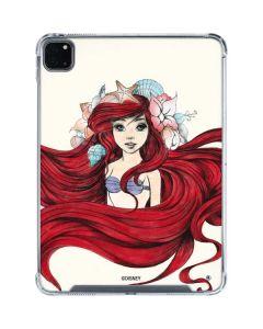 Ariel Illustration iPad Pro 11in (2020) Clear Case