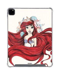 Ariel Illustration iPad Pro 12.9in (2020) Clear Case