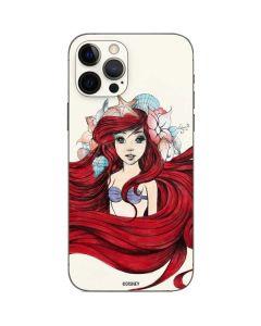 Ariel Illustration iPhone 12 Pro Skin