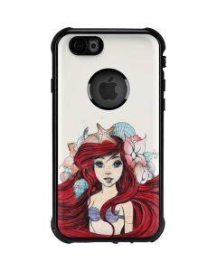 Ariel Illustration iPhone 6/6s Waterproof Case
