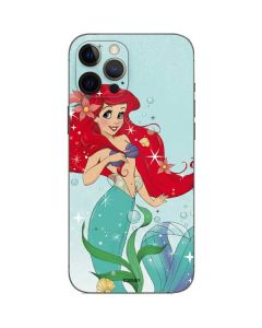 Ariel Sparkles iPhone 12 Pro Max Skin