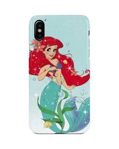 Ariel Sparkles iPhone XS Max Lite Case