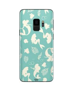 Ariel Under the Sea Print Galaxy S9 Skin
