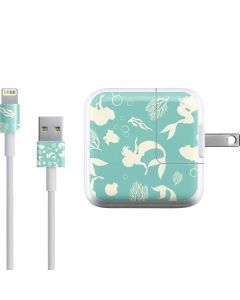 Ariel Under the Sea Print iPad Charger (10W USB) Skin