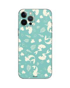 Ariel Under the Sea Print iPhone 12 Pro Max Skin