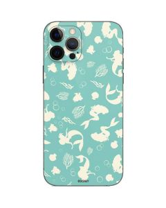 Ariel Under the Sea Print iPhone 12 Pro Skin