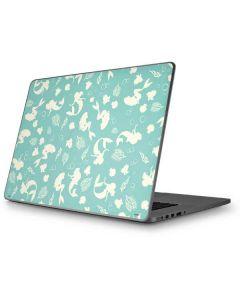 Ariel Under the Sea Print Apple MacBook Pro 17-inch Skin