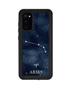 Aries Constellation Galaxy S20 Waterproof Case