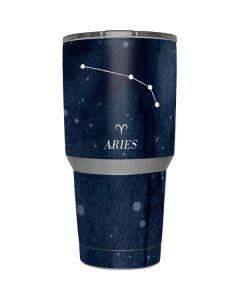 Aries Constellation Yeti 30z Rambler Tumbler Skin