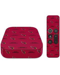 Arizona Cardinals Blitz Series Apple TV Skin