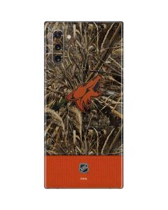 Arizona Coyotes Realtree Max-5 Camo Galaxy Note 10 Skin