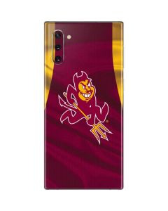 Arizona State Galaxy Note 10 Skin