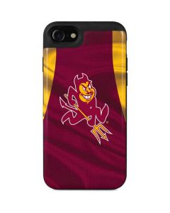Arizona State iPhone SE Wallet Case