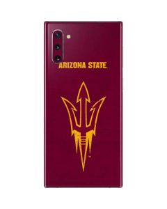 Arizona State Pitchfork Galaxy Note 10 Skin