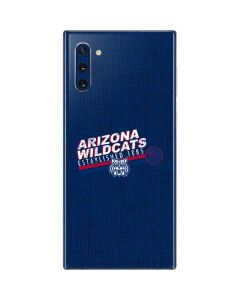 Arizona Wildcats Est 1885 Galaxy Note 10 Skin