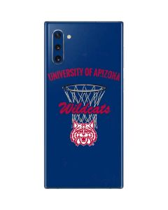 Arizona Wildcats Net Galaxy Note 10 Skin