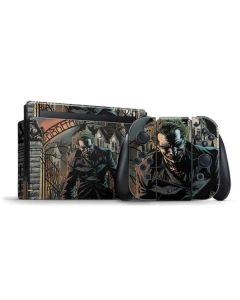 Arkham Asylum - The Joker Nintendo Switch Bundle Skin