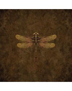 Steampunk & Gear Dragonfly Generic Laptop Skin