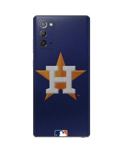 Astros Embroidery Galaxy Note20 5G Skin