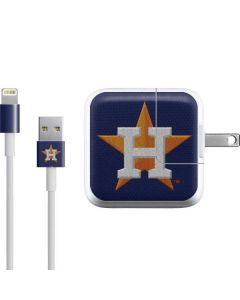 Astros Embroidery iPad Charger (10W USB) Skin