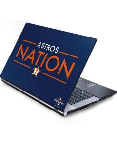 Astros Nation Generic Laptop Skin