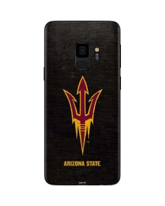 ASU Arizona Pitchfork Galaxy S9 Skin