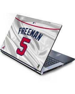 Atlanta Braves Freeman #5 Generic Laptop Skin
