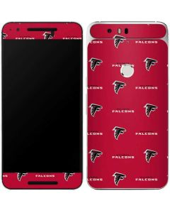 Atlanta Falcons Blitz Series Google Nexus 6P Skin
