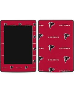 Atlanta Falcons Blitz Series Amazon Kindle Skin