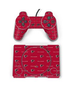 Atlanta Falcons Blitz Series PlayStation Classic Bundle Skin